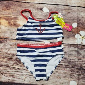 Anchor Swimsuit 4T